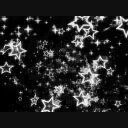 キラキラ〜ンと星のらせん