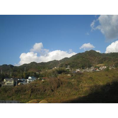 里山の風景(西伊豆町)