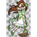 緑咲香澄 公式イラスト1