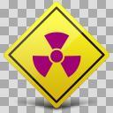 放射能標識 パブリック・共有アイコン