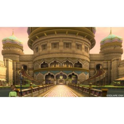 王宮の外観