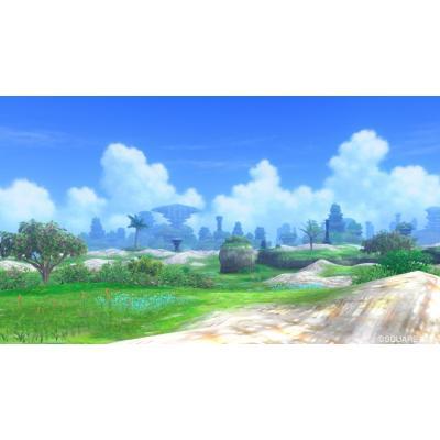 ジュレー島上層の風景