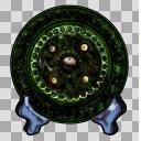 九頭竜の銅鏡