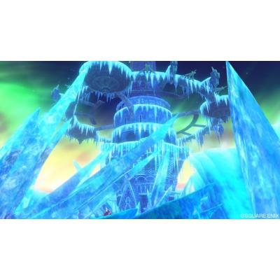 氷晶の聖塔近影