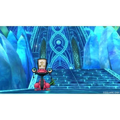 氷晶の聖塔の入口前にいるシスターファンナ