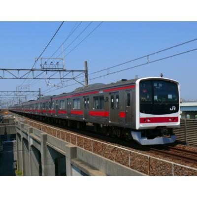 京葉線205系 ニコニ・コモンズより