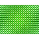 キラキラシール(緑)