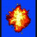 【エフェクト素材】大爆発5(BB素材)