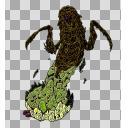 魔虫アザトース《第二形態:幼虫》