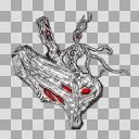 星の戦士たち/下級旧き神【銀】