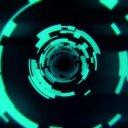 デジタルなトンネル 攻殻機動隊風 (速い版)[1920HD]