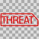 ターゲット識別タグ・脅威