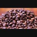 コーヒー 穀物 ブラック こする クローズ アップ コーヒー豆 揚げ 暗い