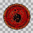 炎の吸血鬼・メダル