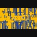 あらぶるローマ数字_黄色青色