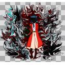 炎の女神・九頭竜 深逝鬼