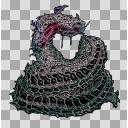 蛇神・イグの子 聖なる蛇