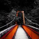 img003 赤い吊橋