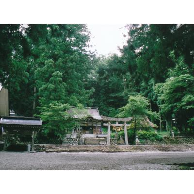 白川八幡神社(ニコニ・コモンズ)
