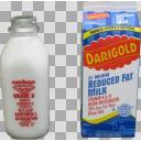 牛乳瓶/牛乳パック