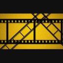 フィルムが動くアニメーション動画素材