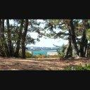【1080/60p】広場と浜名湖(28秒/音声無し)