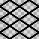 和柄 菱形3(PNG)