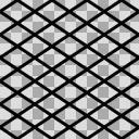 和柄 菱形4(PNG)