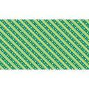 【1280×720☆背景素材】緑と黄色の星とストライプの背景