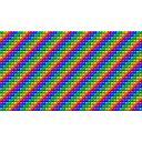 7色ピラミッド型壁紙(1600x900版)
