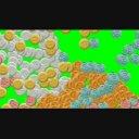 4隅から飛ぶ錠剤 (MDMA)