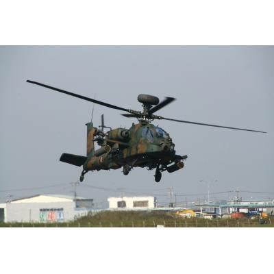 陸上自衛隊AH-64Dアパッチ・ロングボウ(ニコニ・コモンズ)