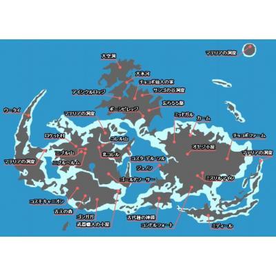 FF7地図