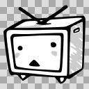 巨大ニコニコテレビちゃん