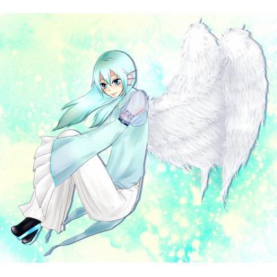 天使の羽根 第二形態