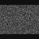 テレビ/TVの砂嵐/ゴースト/ノイズ(avi、30秒)