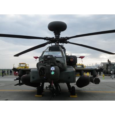 陸上自衛隊 AH-64D アパッチ