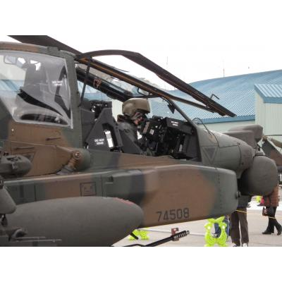 陸上自衛隊 アパッチのパイロット