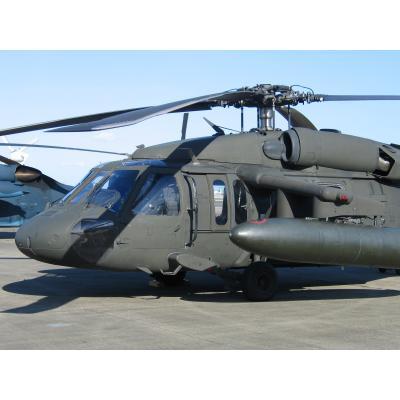 米陸軍のUH-60A