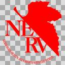 エヴァンゲリオンのネルフのロゴ