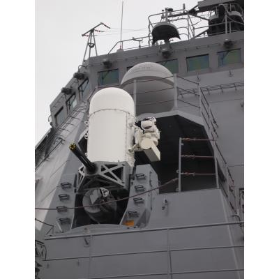 護衛艦「ちょうかい」のCIWS