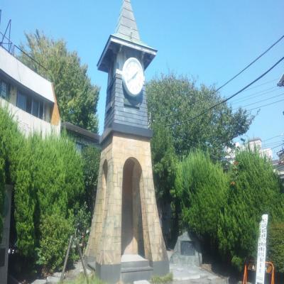 鎌倉駅旧駅舎の時計塔