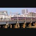 キハ189系 回送 回1D列車 新大阪~大阪間 上淀川橋梁
