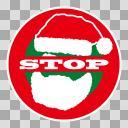 クリスマス中止Icon
