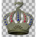 7のついた王冠