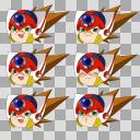 ゆっくりアクセル表情集1