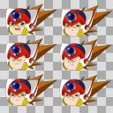 ゆっくりアクセル表情集2