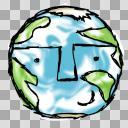 地球。(mother)