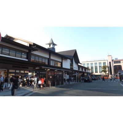 鎌倉駅東口駅舎