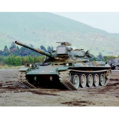 74式戦車とは ナナヨンシキセンシャとは 単語記事 ニコニコ大百科
